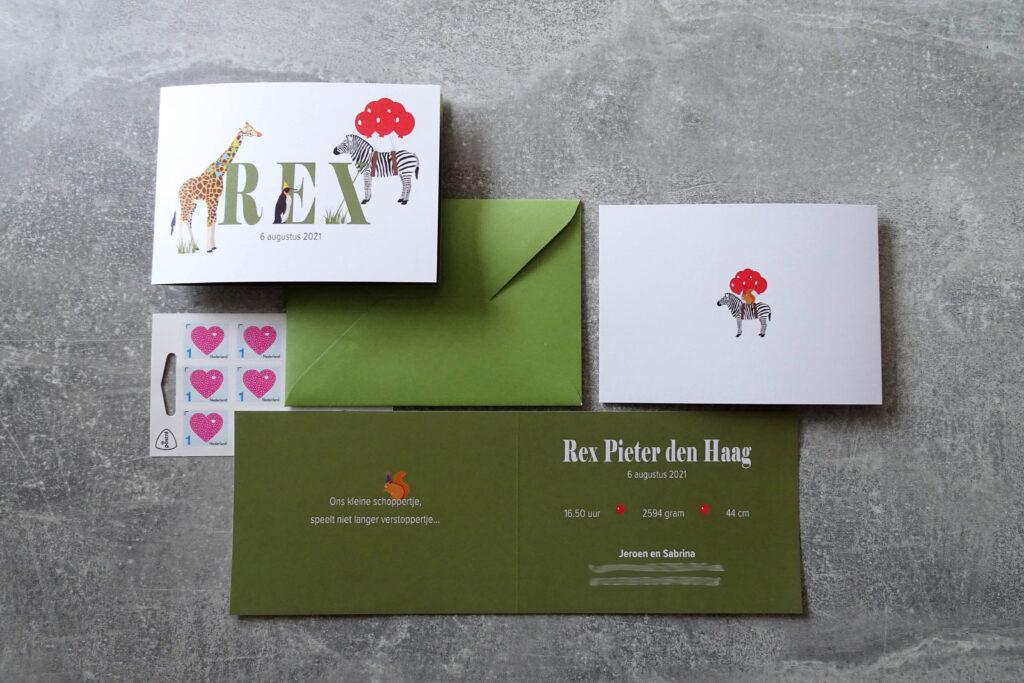 potentiële klanten voor trouwkaarten en geboortekaarten aantrekken